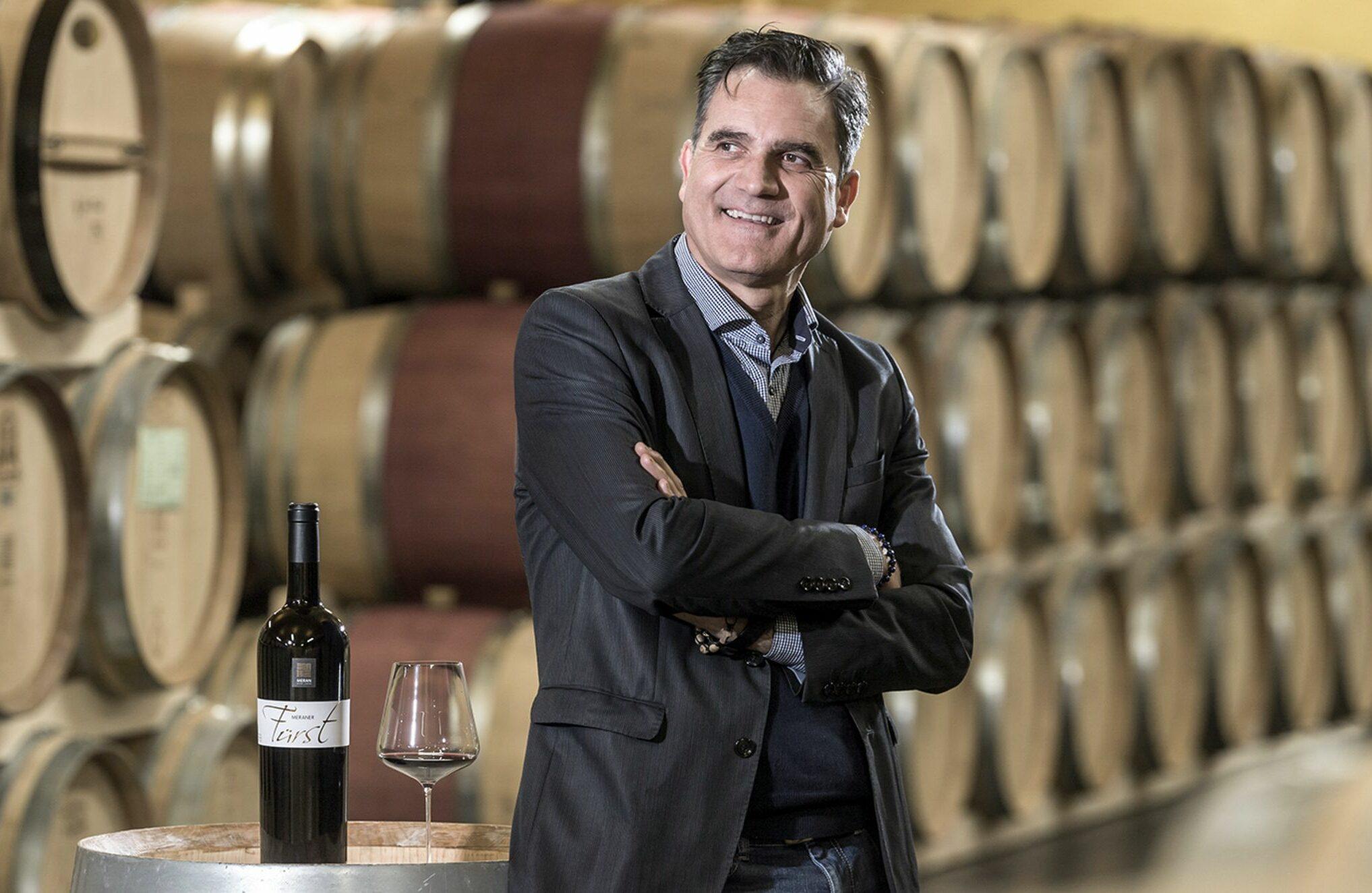 """Read more about the article """"Südtirol hat sich erfolgreich auf die Herstellung von Spitzenweinen spezialisiert"""""""